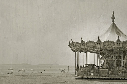 Carousel by the Sea