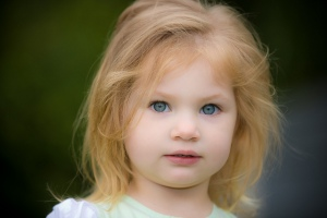 A Little Girl - <J> via Creative Commons