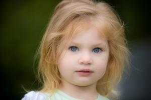 A Little Girl - <J> via Creative Commons