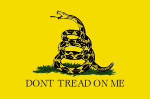 Don't Tread on Me Flag Photo Credit: weapon-blog.com