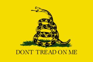 Don't Tread on Me Flag Photo Credit: weapon-blog.com