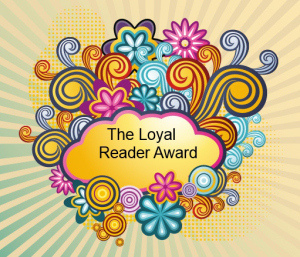 The Loyal Reader Award