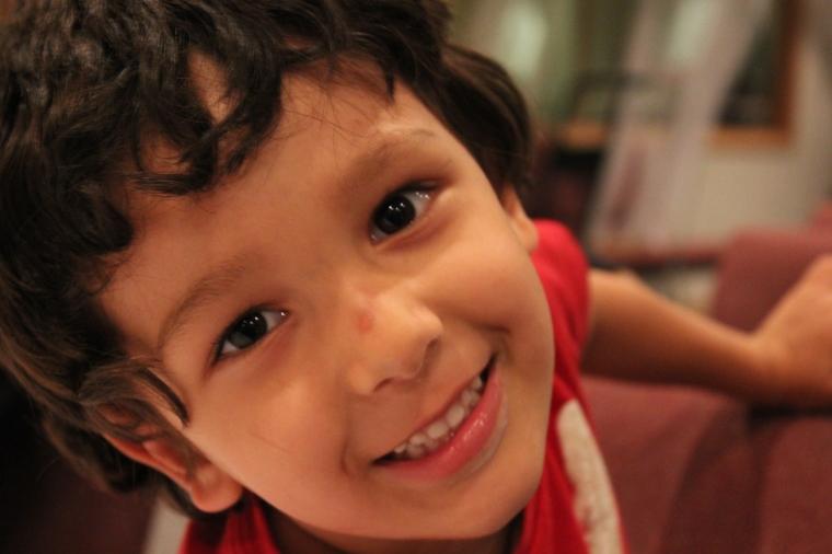 My Adorable Nephew