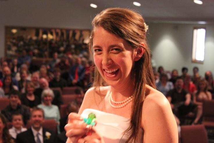 A Happy Bride