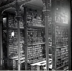 The Cincinnati Library