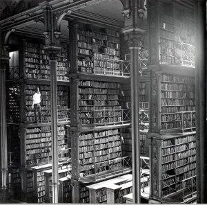 The Cincinnati Library