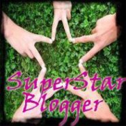 The Superstar Blogger Award