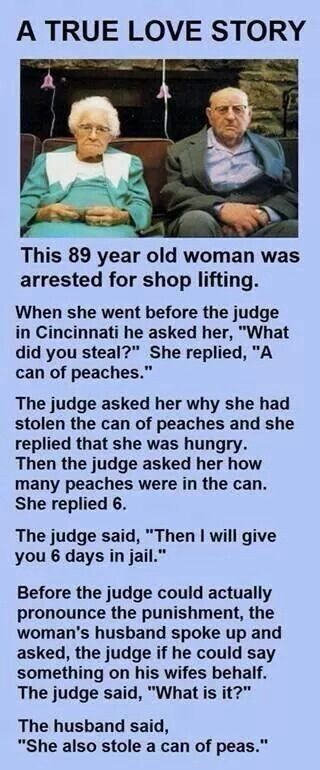 89 Year Old Thief