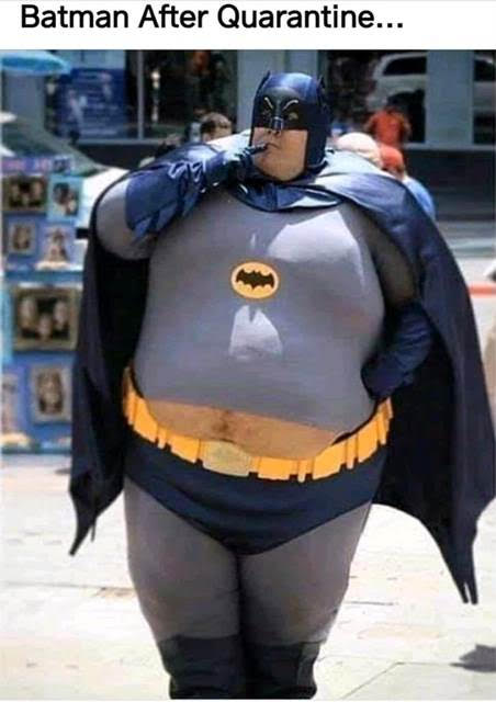 Batman After Q