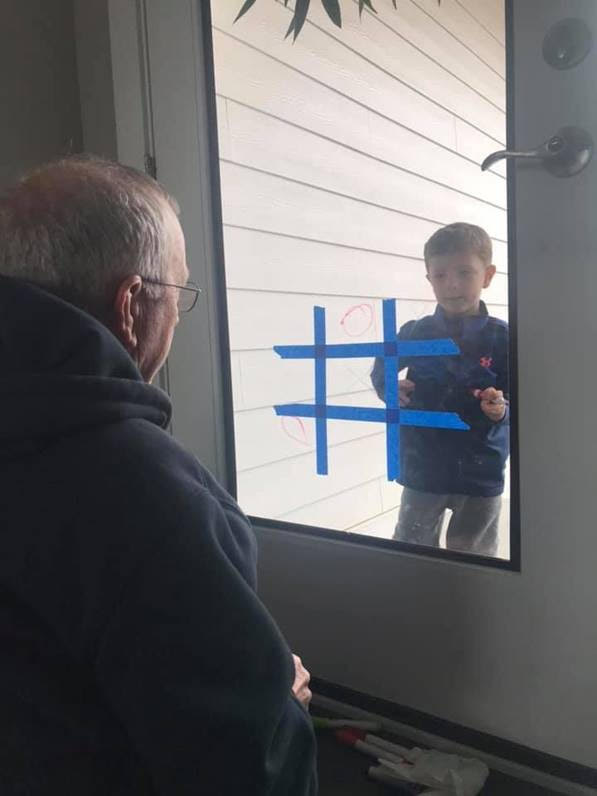 Grandpa Window